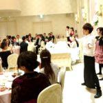 スリル満点の結婚式とフラッシュモブ