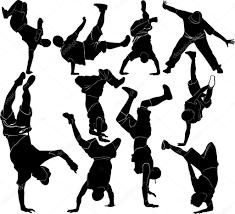 フラッシュモブブレイクダンス