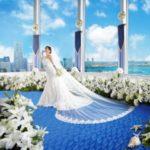 横浜のシンボルで結婚式