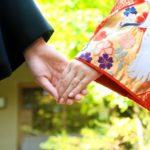 日本庭園のウェディングフラッシュモブ!