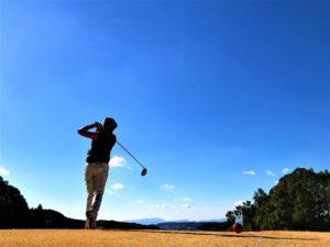 ゴルフ場でウェディングフラッシュモブ!